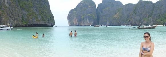 coisas que amamos dicas de viagem phi phi maya bay tailandia