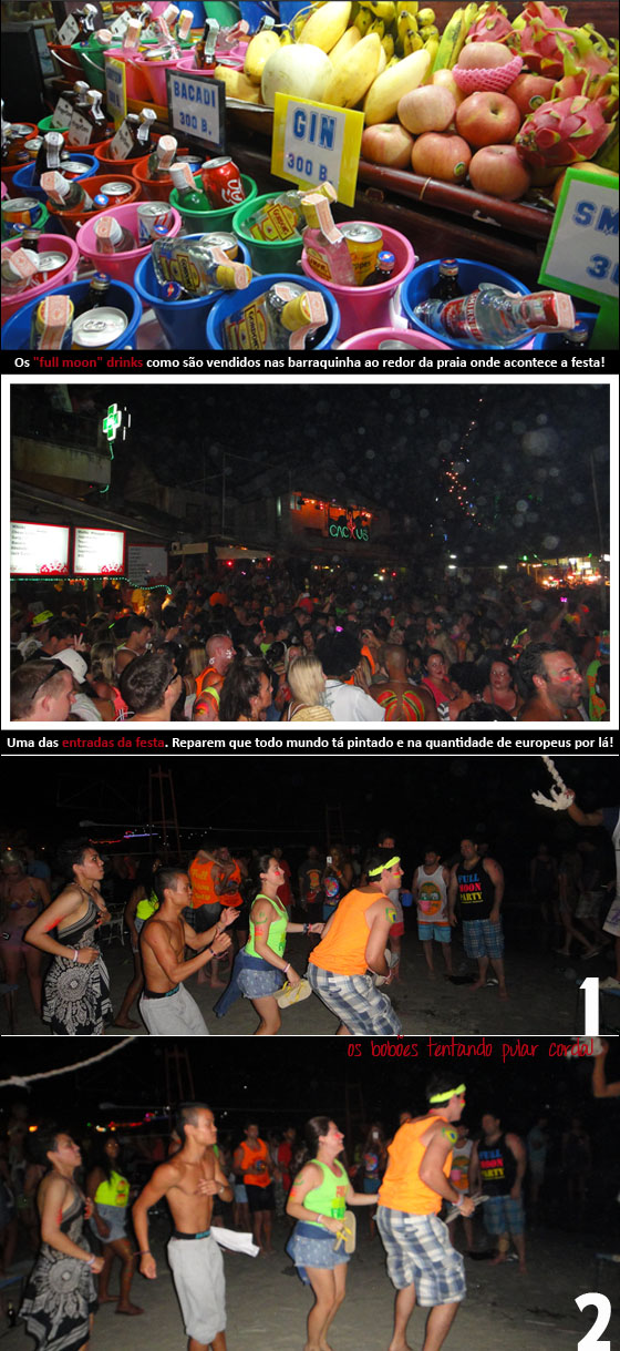 coisas que amamos dicas de viagem full moon party tailândia2
