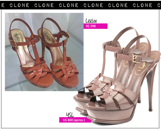 coisas que amamos clone ysl tribute leeloo