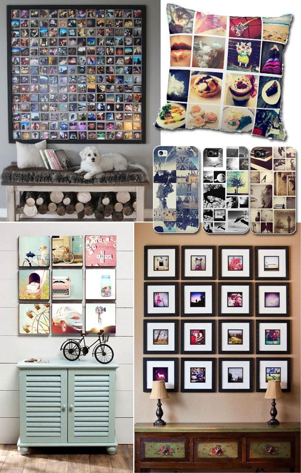 coisas que amamos decorando com instagram