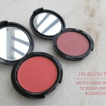 Testei: HD Blush