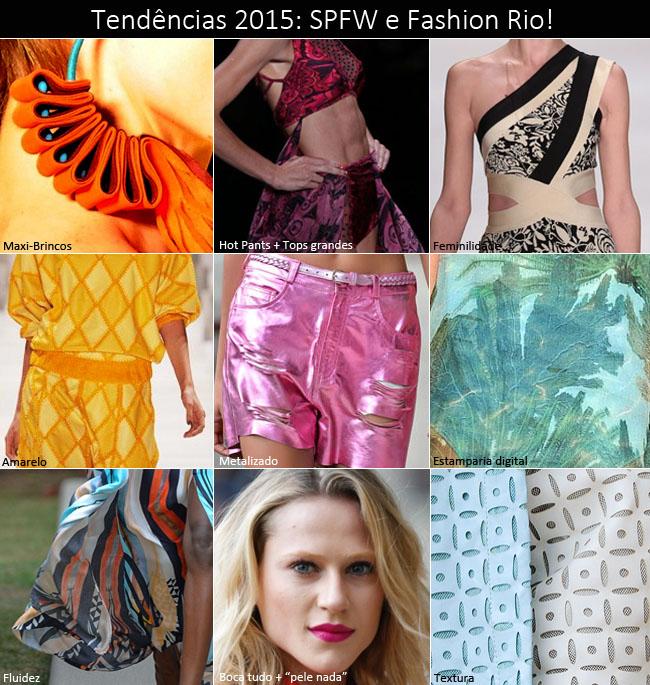 coisas que amamos resumo de tendências spfw fashion rio verão 2015