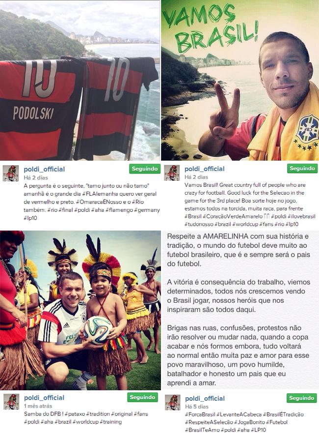 coisas que amamos podolski instagram
