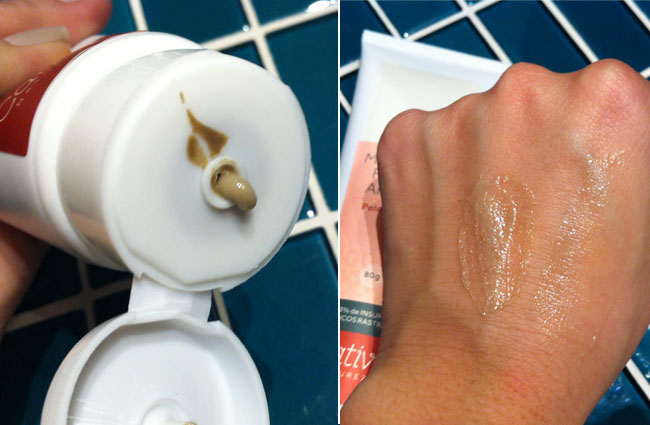 coisas que amamos testei mascara de argila cativa natureza 3