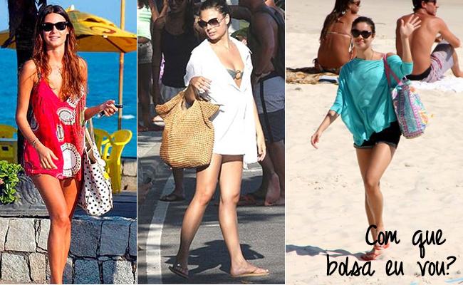coisas que amamos bolsas de praia 2014 2