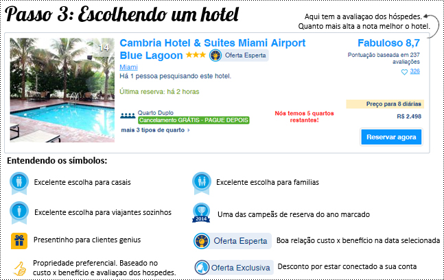 coisas que amamos como reservar hotel pelo booking 3