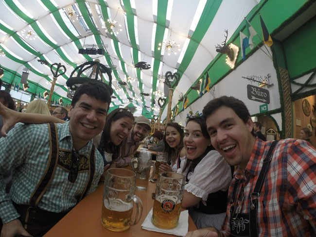 top 10 músicas da Oktoberfest de Munique