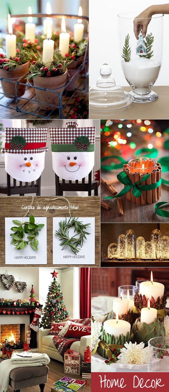 coisas que amamos decoração de natal 1