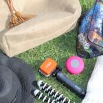 CqA TV: Na minha bolsa de praia tem…