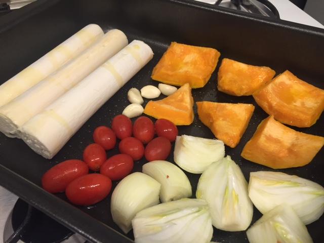 legumes assados coisas que amamos