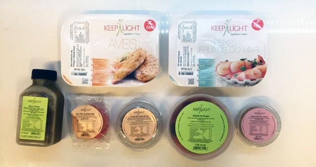 dieta congelada keep light opinião cardapio 6
