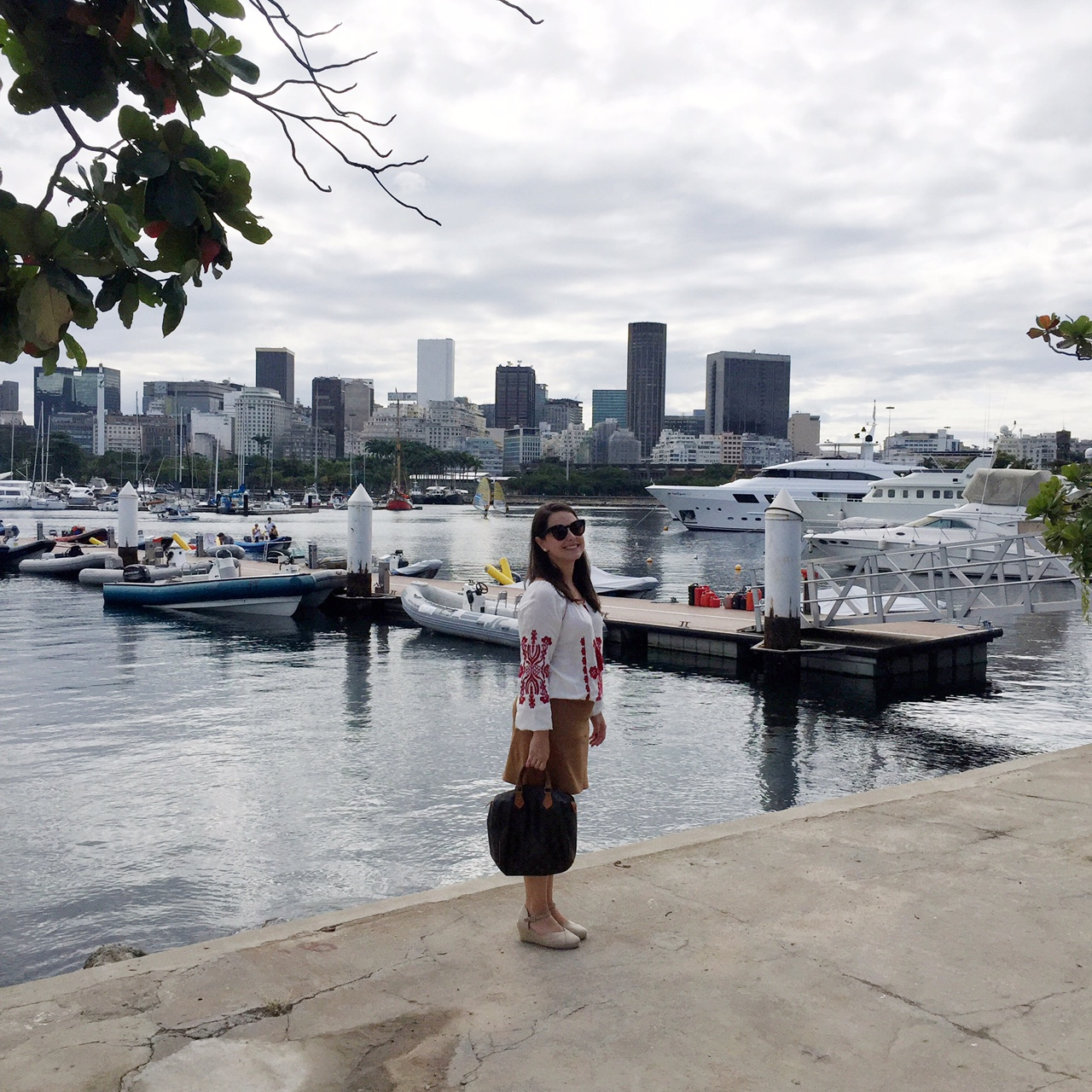 corrientes 348 marina da gloria restaurante com vista rio
