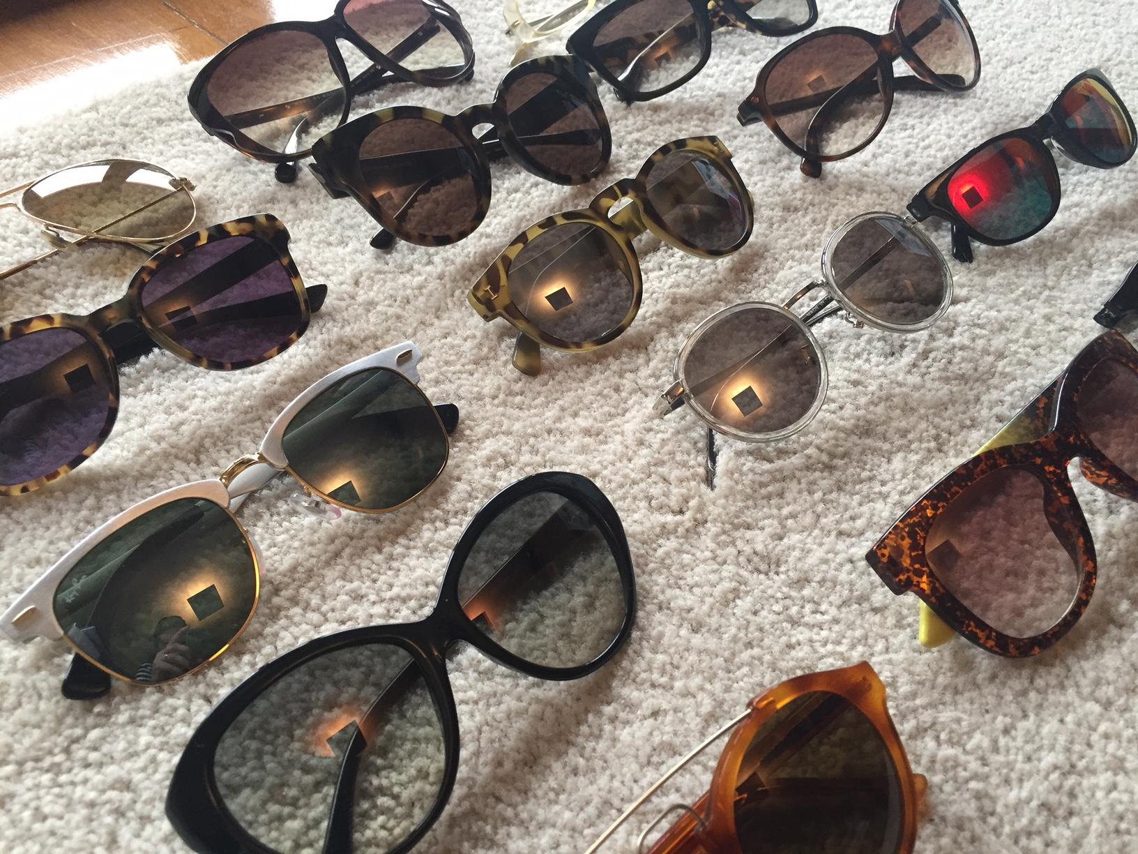óculos de sol coleção nathalia tosto coisas que amamos
