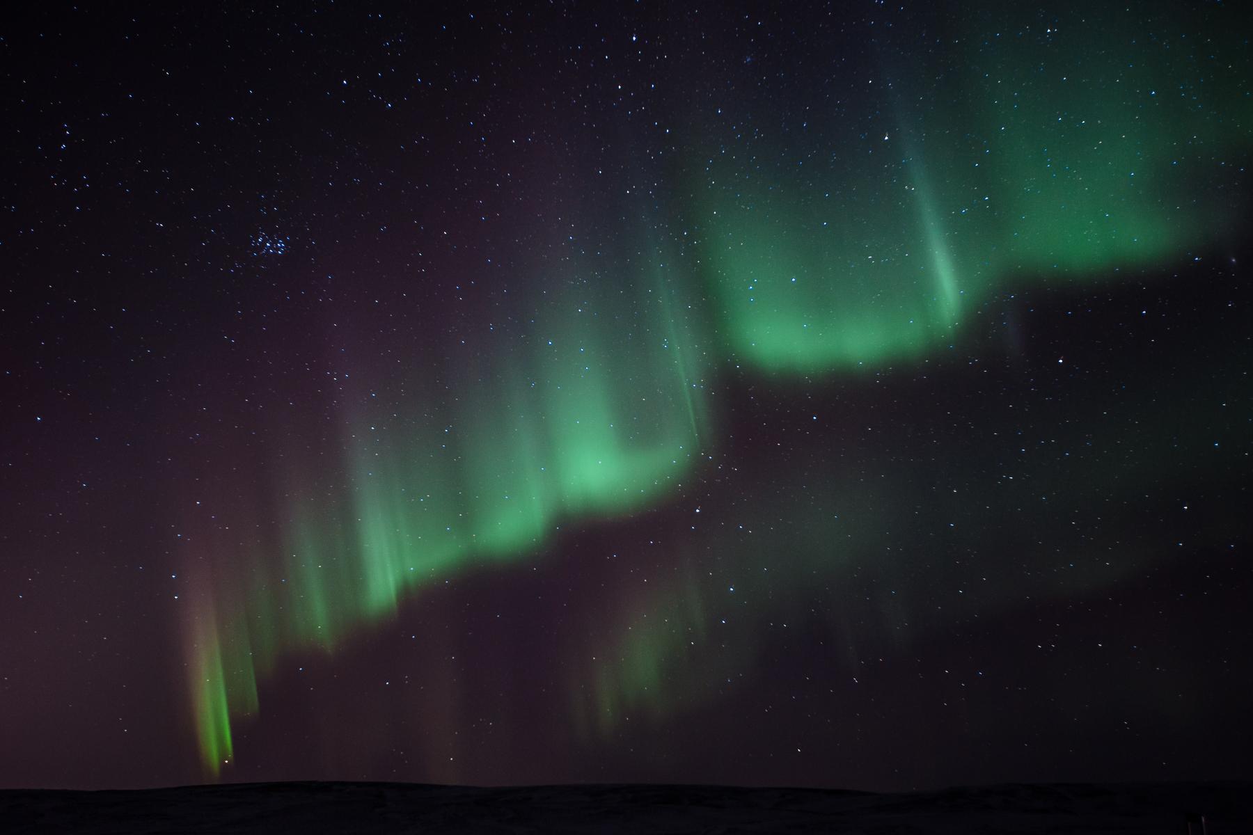 fotografando a aurora boreal camilla cheade