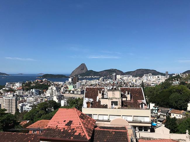 Parque das Ruínas Rio de Janeiro